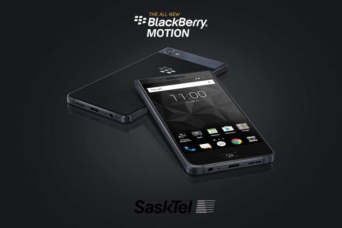 BlackBerry Motion è ora disponibile da Unlocked Mobiles UK
