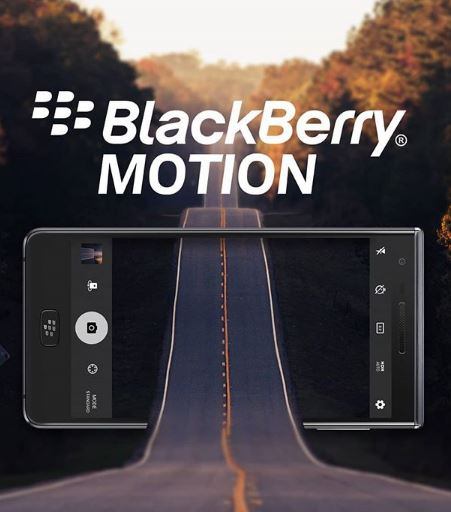 BlackBerry Motion ora disponibile in Sud Africa