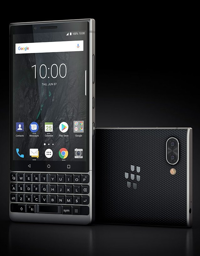 BlackBerry KEY2 è disponibile in Canada attraverso Bell, Rogers, SaskTel, e TELUS