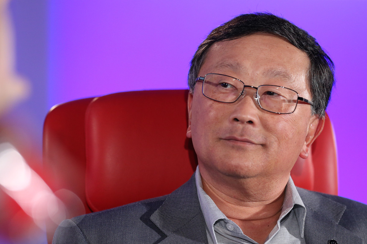 Video intervista di John Chen a Bloomberg