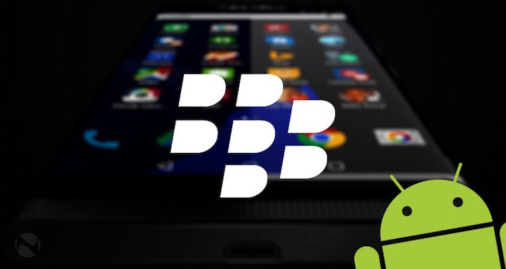 BlackBerry Priv nuova build AAW068 disponibile