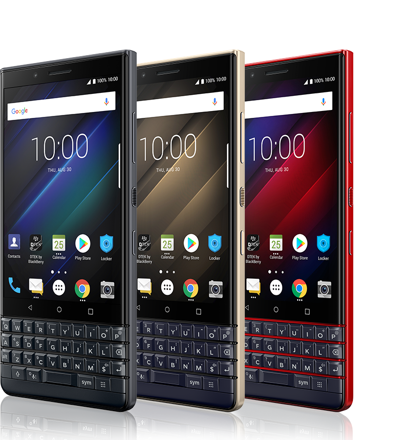 BlackBerry KEY2 LE sarà disponibile da noi in Italia a partire dal 16 novembre