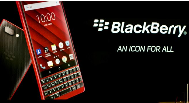 Video del BlackBerry KEY2 Red Edition