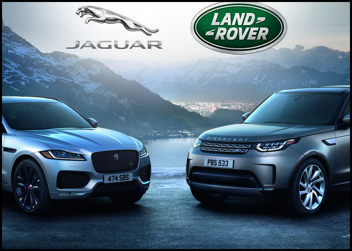 Jaguar Land Rover e BlackBerry Deepen Partnership, for Intelligent Vehicles